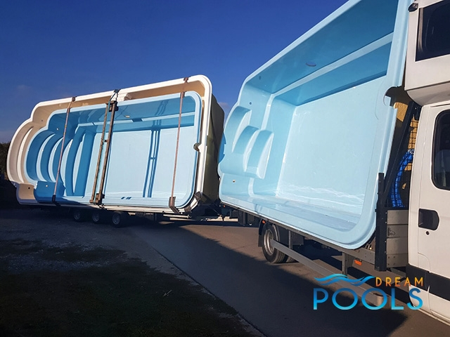 polyester zwembad levering 117