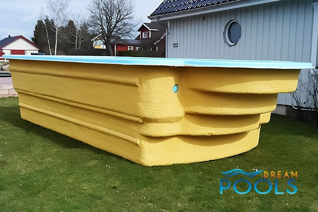 polyester zwembad levering 51
