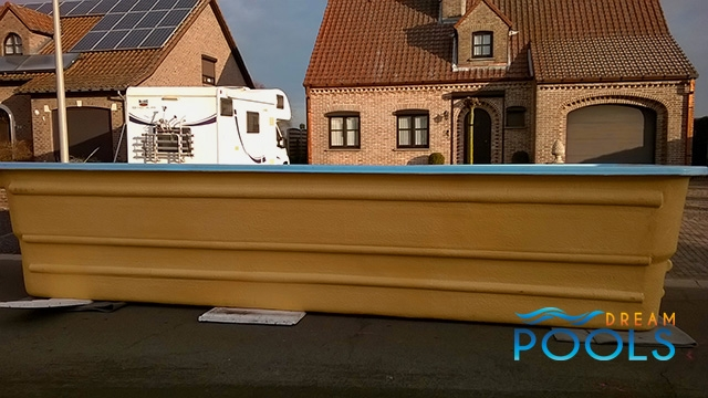 polyester zwembaden levering 131